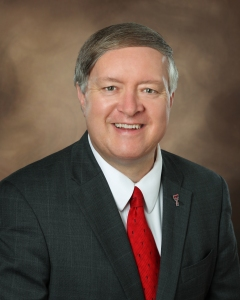 Dr. Nellis, president of Texas Tech University